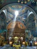 Монастырь Bonchen стоковые изображения rf