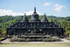 Монастырь Brahma Vihara Arama буддийский Стоковая Фотография