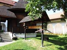 Монастырь Brancoveanu Стоковые Фото