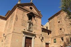 Монастырь Carmelites в Toledo, Испании стоковое фото