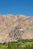 Монастырь Chemrey в Leh Ladakh, Индии стоковые фотографии rf