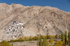 Монастырь Chemrey, Ladakh, Индия Стоковое Изображение