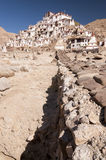 Монастырь Chemrey, Ladakh, Индия Стоковая Фотография