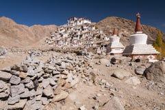 Монастырь Chemrey, Ladakh, Индия Стоковые Изображения