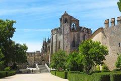 монастырь christ стоковые изображения rf