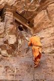 Монастырь Debre Damo, Эфиопия Стоковое фото RF