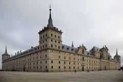 Монастырь del Escorial San Lorenzo Стоковые Фотографии RF