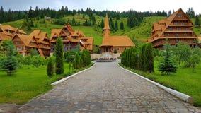 Монастырь Dorna Arini стоковые фото