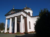 Монастырь eczna 'JabÅ, Польша Стоковая Фотография