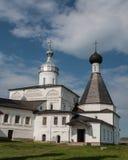 Монастырь Ferapontov, русский север Стоковое Изображение RF