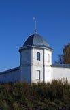 Монастырь Goritsky Dormition в городе Pereslavl-Zalessky Россия стоковое изображение rf