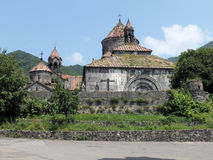 Монастырь Haghpat Стоковое Изображение RF