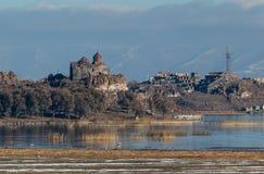 Монастырь Hayravank Стоковое Изображение RF