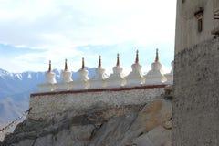 Монастырь Hemis стоковое изображение