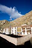 Монастырь Hemis, Leh-Ladakh, Джамму и Кашмир, Индия Стоковые Фотографии RF