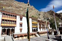 Монастырь Hemis, Leh-Ladakh, Джамму и Кашмир, Индия Стоковое Изображение RF