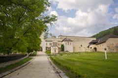 Монастырь Horezu стоковое изображение rf