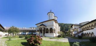 Монастырь Horezu стоковое фото