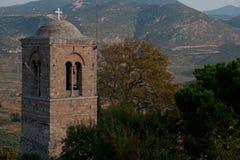 Монастырь Hosios Loukas Стоковые Фото