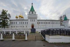 Монастырь Ipatievsky в Kostroma Стоковое Изображение