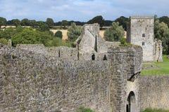 Монастырь Kells, Co Ирландия kilkenny Стоковое Фото