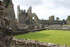 Монастырь Kells, Co Ирландия kilkenny Стоковое Изображение
