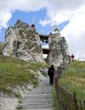 Монастырь Kostomarovsky Svyato-Spassky Стоковое Изображение