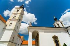 Монастырь Krushedol Стоковое Изображение