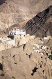 Монастырь Lamayuru, Leh-Ladakh, Джамму и Кашмир, Индия Стоковая Фотография RF