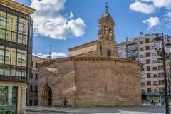 монастырь leon marcos san Испания церков Стоковое фото RF