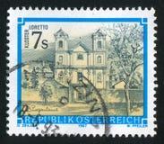 Монастырь Loretto в Бургенланде Стоковая Фотография RF