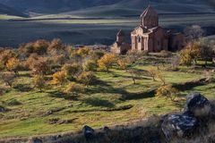 Монастырь Marmashen Стоковое фото RF