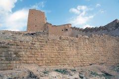 Монастырь Marsaba Стоковые Изображения RF