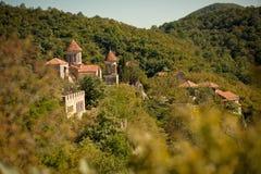 Монастырь Motsameta, Georgia Стоковые Фото