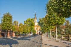 Монастырь Neuzelle, Германия Стоковая Фотография