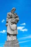 Монастырь Niepokalanow Стоковое Изображение RF