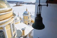 Монастырь Nilo-Stolobenskaya Pustyn Стоковые Фото