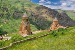 Монастырь Novarank стоковые фотографии rf