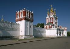Монастырь Novodevichy Стоковые Изображения