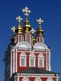 монастырь novodevichy Стоковая Фотография