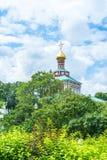 монастырь novodevichy Стоковое Изображение