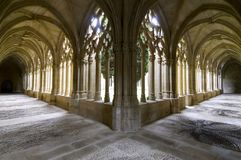 Монастырь Oliva стоковая фотография rf