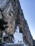 Монастырь Ostrog стоковое изображение