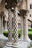 монастырь palermo Стоковые Изображения