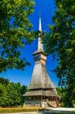 Монастырь Peri от Sapanta, Румынии Стоковое фото RF
