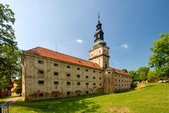 Монастырь Plasy стоковые фото