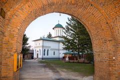 Монастырь Plumbuita Стоковое фото RF