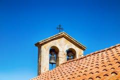 Монастырь Previli стоковые изображения rf