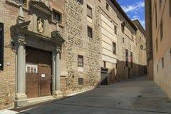 Монастырь San Clemente, Toledo, Испании Стоковое Изображение RF