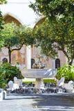 Монастырь Santa Chiara стоковое фото rf